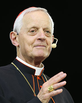 Cardinal Wuerl / CNS photo/Bob Roller