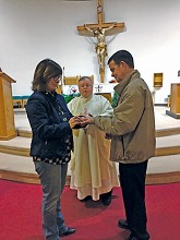 Married couples called to live out Baptism at retreat in Mount Laurel parish
