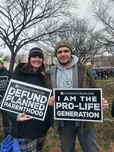 March for Life leaves impression on youth in Diocese
