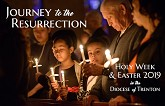 Slideshow shows beauty, reverence of Holy Week, Easter around Diocese