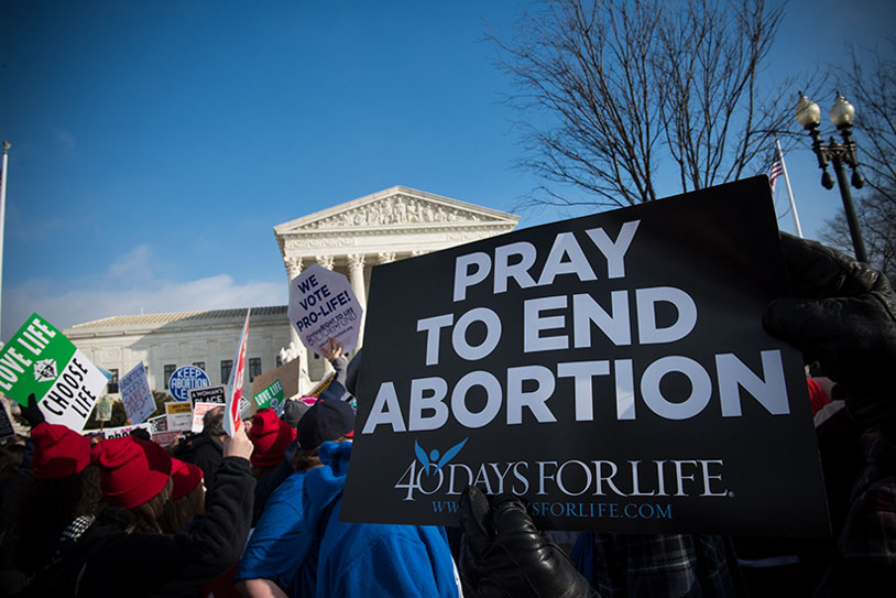 Opportunities abound to take part in 47th March for Life
