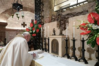 Bishop O'Connell: 'Fratelli tutti': Reflections on the third encyclical of Pope Francis