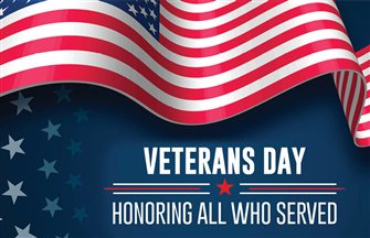 A message from Bishop O'Connell: Veterans Day – a noble cause